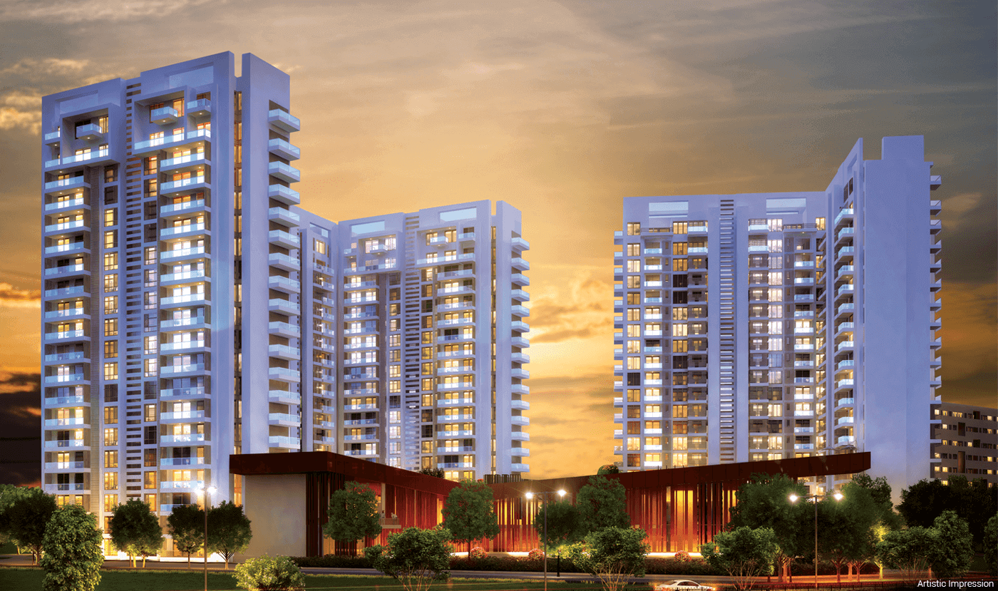 Ambience Creacions Luxury Property in Sector 22 Gurgaon